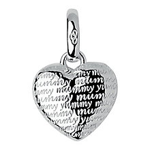 Links of London Sterling Silver Yummy Mummy Charm - Product number 3885070
