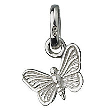 Links of London Sterling Silver Butterfly Charm - Product number 3885178