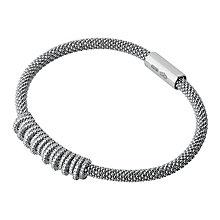 Links of London Star Dust Sterling Silver Crown Bracelet - Product number 3885291
