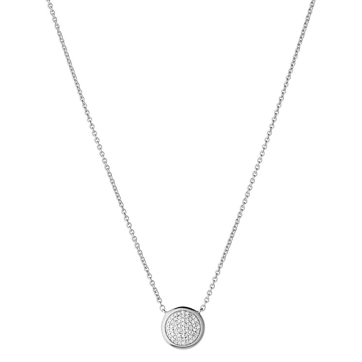 Links of London Sterling Silver Diamond Pendant - Product number 3885356