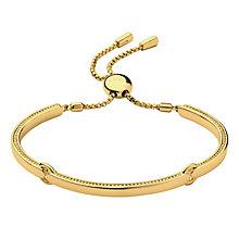 Links of London Narrative 18ct Gold Vermeil Bracelet - Product number 3885437