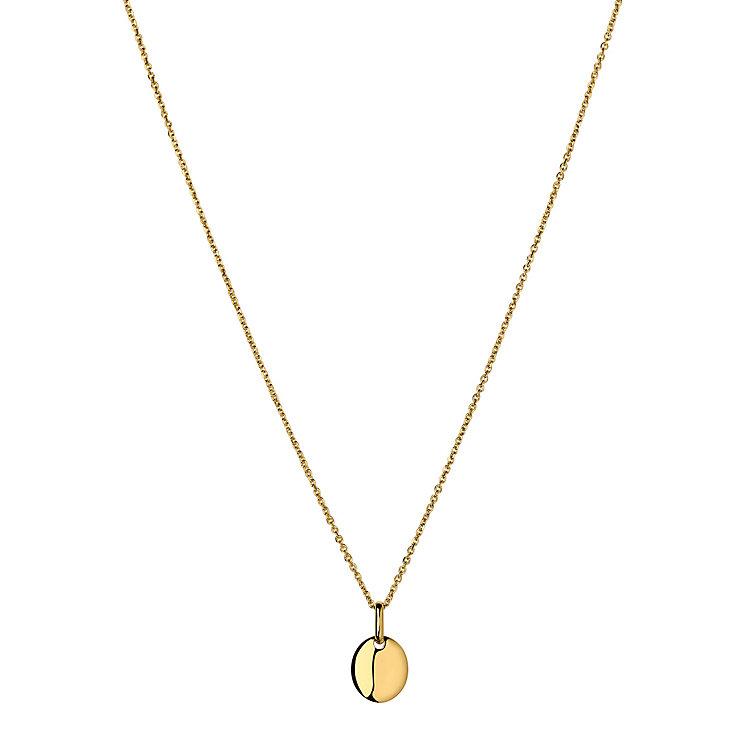 Links of London Grace 18ct Gold Vermeil Pendant - Product number 3887251