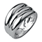 Links of London Hope Silver Triple Stack Ring Size L - Product number 3887553