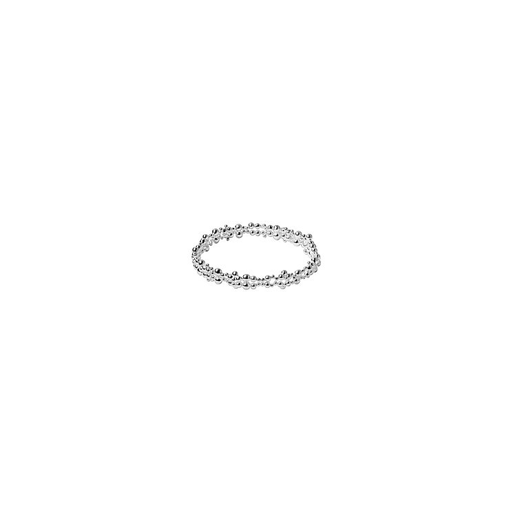 Links of London Effervescence Sterling Silver Slim Bangle M - Product number 3887626