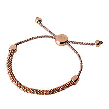 Links of London Effervescence Rose Gold Vermeil Bracelet XS - Product number 3887928