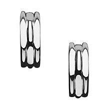 Links of London 20/20 Sterling Silver Hoop Earrings - Product number 3887944
