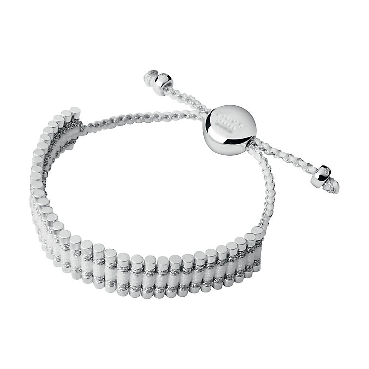 Links of London Sterling Silver Friendship Bracelet - Product number 3888274