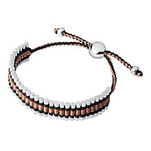 Links of London Sterling Silver Friendship Bracelet - Product number 3888282