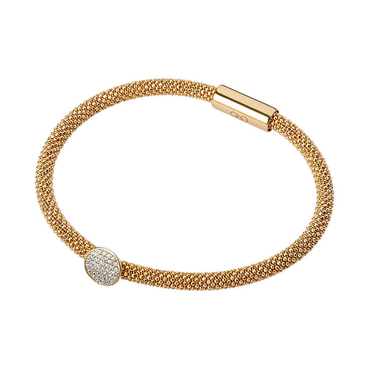 Links of London Star Dust 18ct Gold Vermeil Bead Bracelet - Product number 3888347