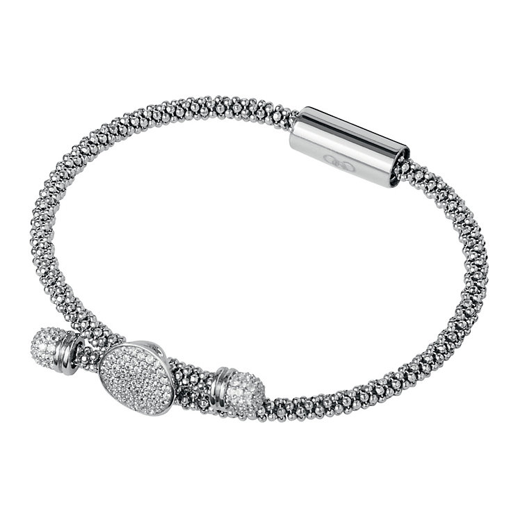 Links of London Star Dust Sterling Silver Toggle Bracelet - Product number 3888355
