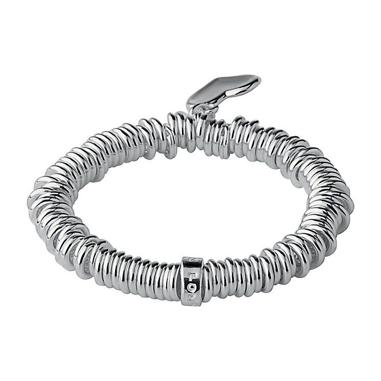 Links of London Sweetie Sterling Silver Thumbprint Bracelet - Product number 3888371