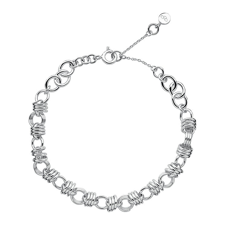 Links of London Sweetie XS Sterling Silver Bracelet M - Product number 3888460