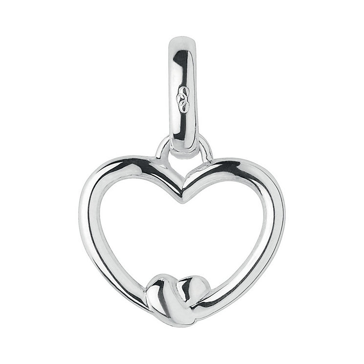 Links of London Sterling Silver Tie The Knot Charm - Product number 3888843