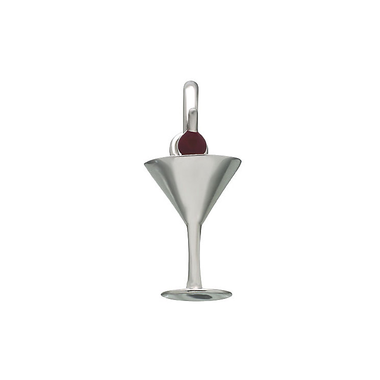 Links of London Sterling Silver Cocktail Glass Charm - Product number 3888894