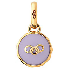 Links of London Sterling Silver & Gold-plating Macaron Charm - Product number 3888932