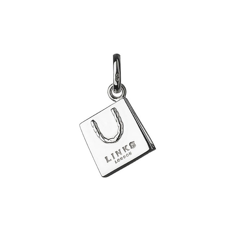 Links of London Sterling Silver Bag Charm - Product number 3889033
