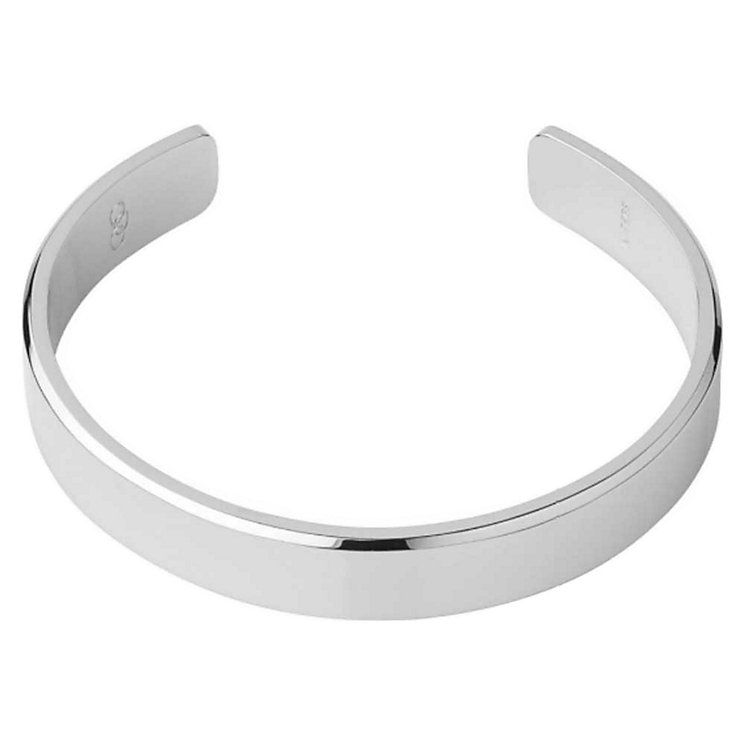 Links of London Men's Sterling Silver Essential Bangle L - Product number 3889262
