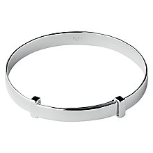 Links of London Sterling Silver Expandable Baby Bracelet - Product number 3889440