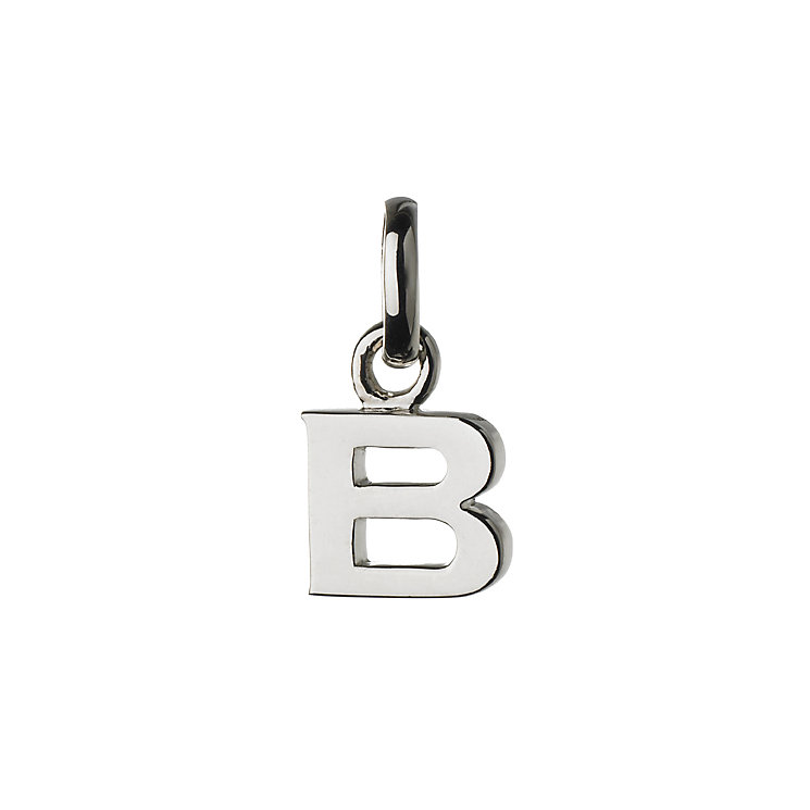 Links of London Sterling Silver Alphabet B Charm - Product number 3889955