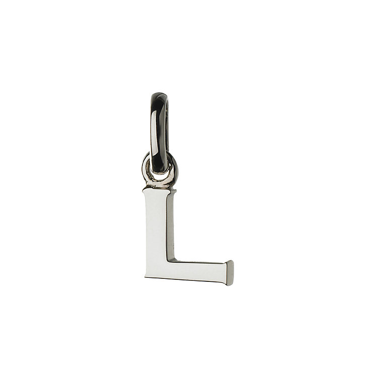 Links of London Sterling Silver Alphabet L Charm - Product number 3890201