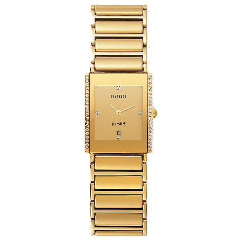 Rado Integral Super Jubile ladies' mid-size bracelet watch