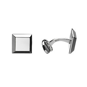 Links of London Sterling Silver Square Tie Bar - Product number 3890597