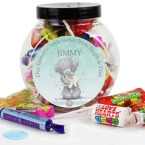 Personalised Me To You Male Wedding Sweets - Product number 3890864