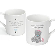 Personalised Me To You Girls Wedding Mug - Product number 3891054
