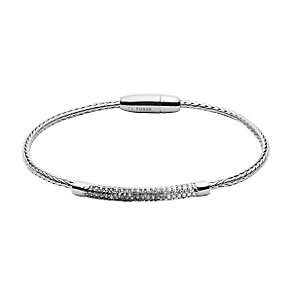 Fossil Glitz Stainless Steel Vintage Bracelet - Product number 3904369