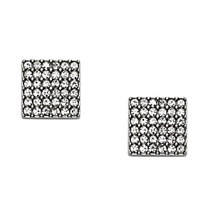 Fossil Glitz Stainless Steel Vintage Earrings - Product number 3904660