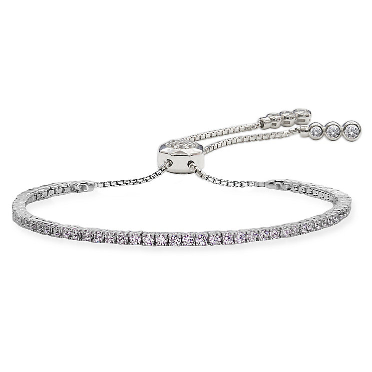CARAT* Sterling Silver Lexi Bracelet - Product number 3904857