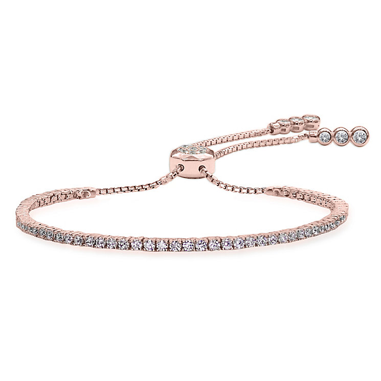 CARAT* Silver & Rose Gold-plated Lexi Bracelet - Product number 3904865