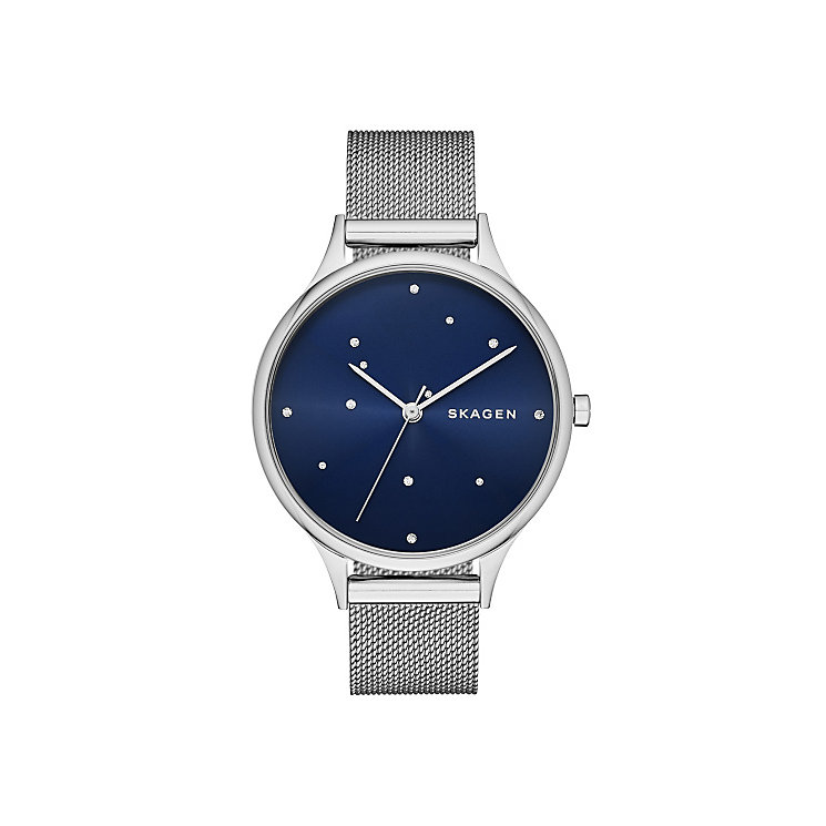 Skagen Anita Ladies' Stainless Steel Bracelet Watch - Product number 3906647