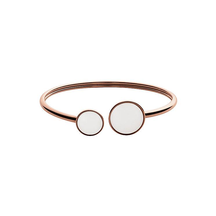 Skagen Sea Glass Ladies' Rose Gold Bracelet - Product number 3907031