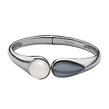 Skagen Sea Glass Stainless Steel Blue & White Bracelet - Product number 3907066
