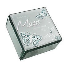 Thank You Mum Trinket Box - Product number 3907341