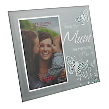 "Thanks Mum Photo Frame 4""x6"" - Product number 3907368"