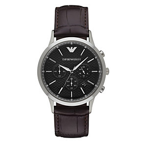 Emporio Armani Men's Stainless Steel Strap Watch - Product number 3907996