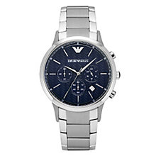 Emporio Armani Men's Stainless Steel Bracelet Watch - Product number 3908011