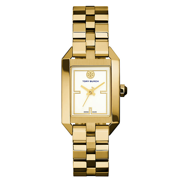 Tory Burch Ladies' Gold Tone Watch - Product number 3908682