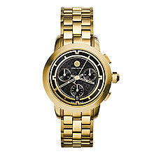 Tory Burch Ladies' Gold Tone Bracelet Watch - Product number 3908720