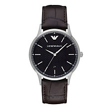 Emporio Armani Men's Stainless Steel Strap Watch - Product number 3908933