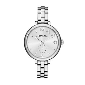 Marc Jacobs Sally Ladies' Sterling Silver Bracelet Watch - Product number 3910075