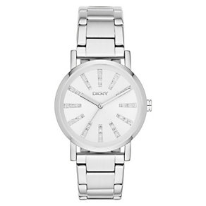 Dkny Pelham Ladies' Stainless Steel Bracelet Watch - Product number 3910245