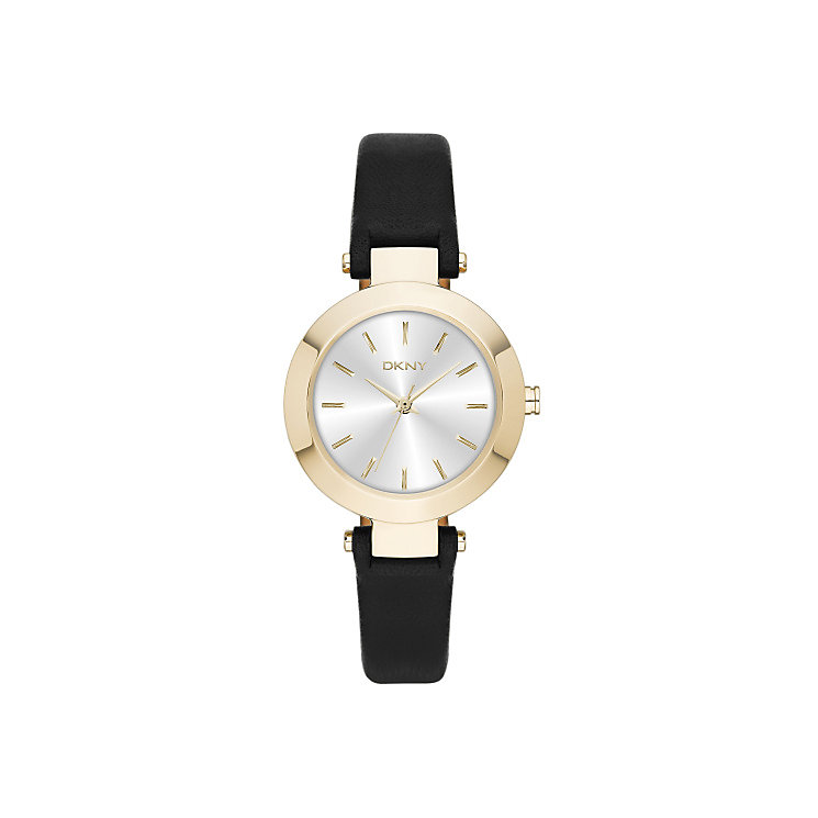 Dkny Stanhope Yellow Gold Tone Strap Watch - Product number 3910253