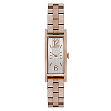 Dkny Pelham Ladies' Rose Gold Tone Bracelet Watch - Product number 3910466