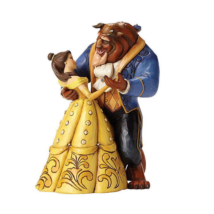 Disney Traditions Belle & Beast Dancing Figurine - Product number 3930734