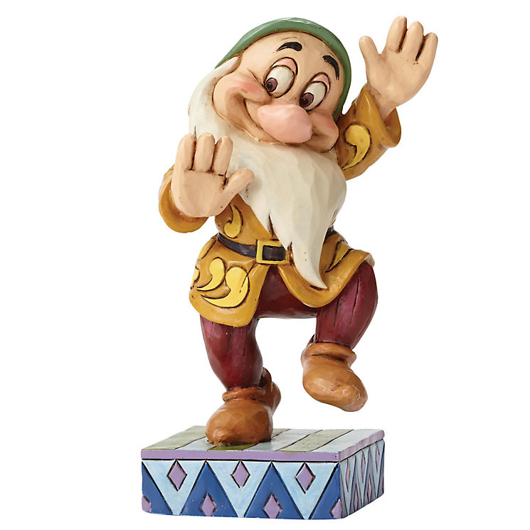 Disney Traditions Bashful Boogie Figurine - Product number 3930807