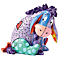 Disney Britto Eeyore Figurine - Product number 3931390