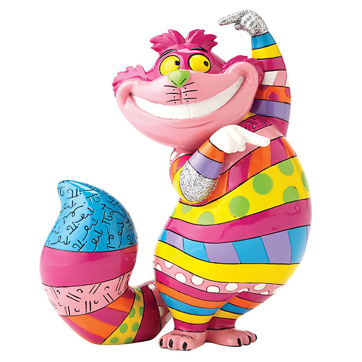 Disney Britto Cheshire Cat Figurine - Product number 3931412